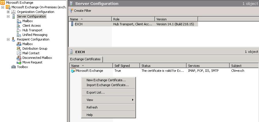 Установка ssl сертификата на exchange 2010 что влияет на продвижение сайта в яндексе 2015